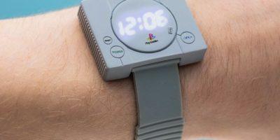 Kultowy zegarek PlayStation w stylu retro
