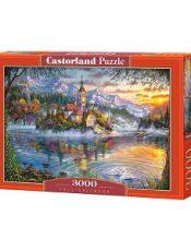Trafione pomysły na prezent – puzzle 3000 elementów