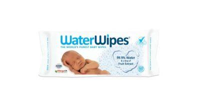 Zalety chusteczek waterwipes