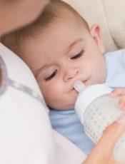 Zalety szklanych butelek dla niemowląt